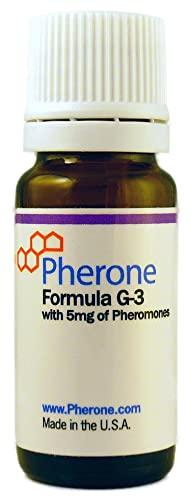 Pherone G-3 Pheromone Formula for Men with Pure Human Pheromones