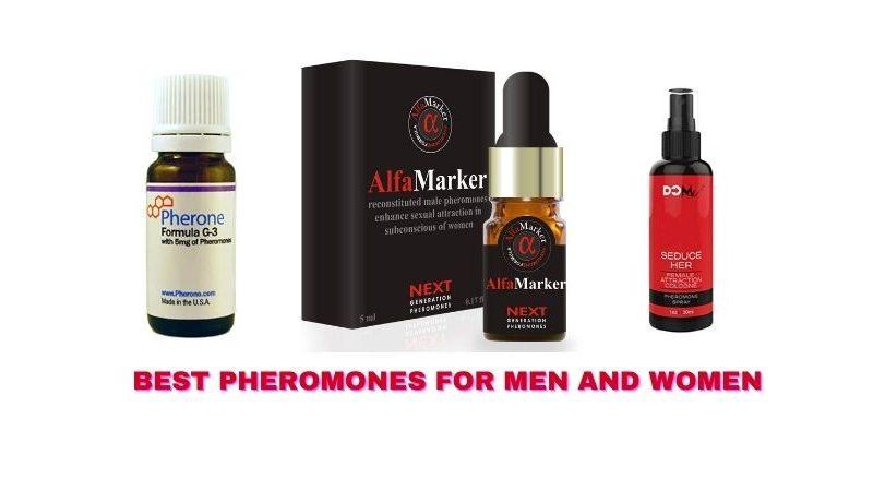 best pheromones for men and women