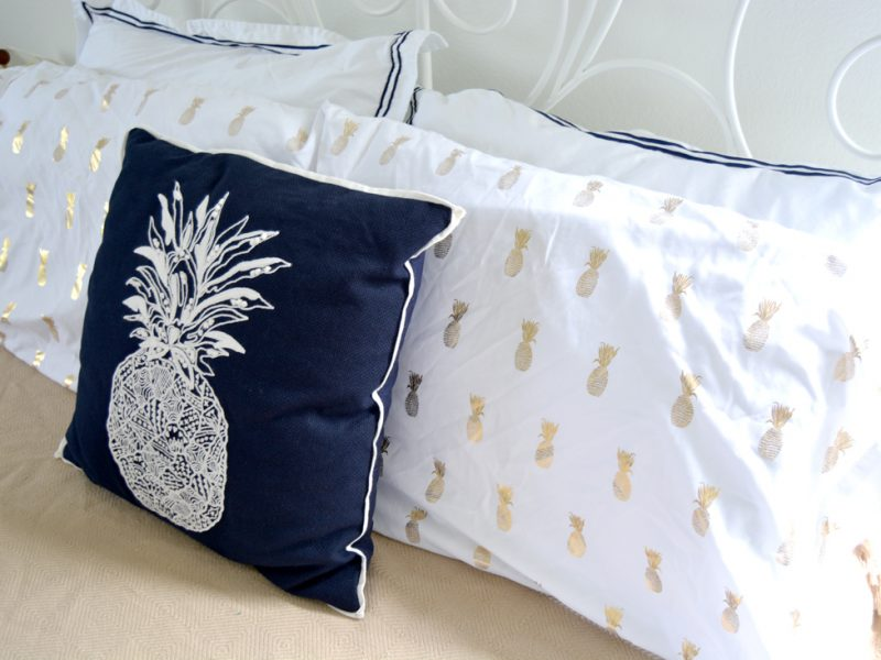 Where to Find the Preppiest of Preppy Bedding