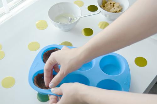 Gluten Free Loaded Fudge Smores Bowls 4