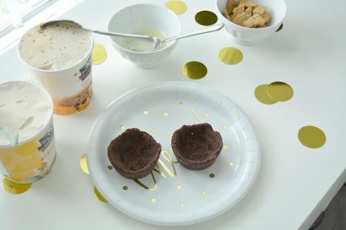 Gluten Free Loaded Fudge Smores Bowls 6