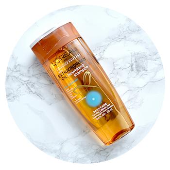 Step 3 – Shampoo