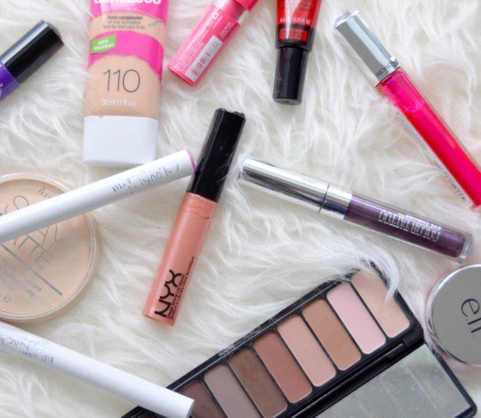 Top 10 Fall Makeup Picks Under