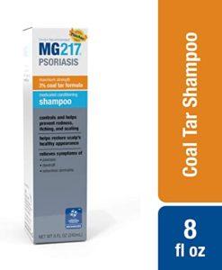 MG217 Medicated Psoriasis 3% Coal Tar Shampoo