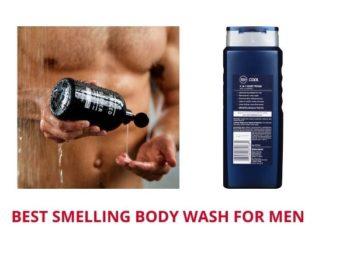 Best Smelling Body Wash For Men