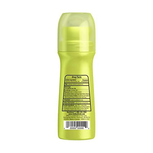 Ban Unscented Original Rollo-on Deodorant