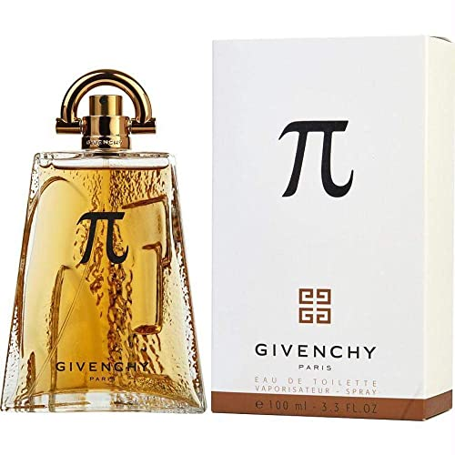 Givenchy Pi Vanilla Eau de Toilette Spray for Men