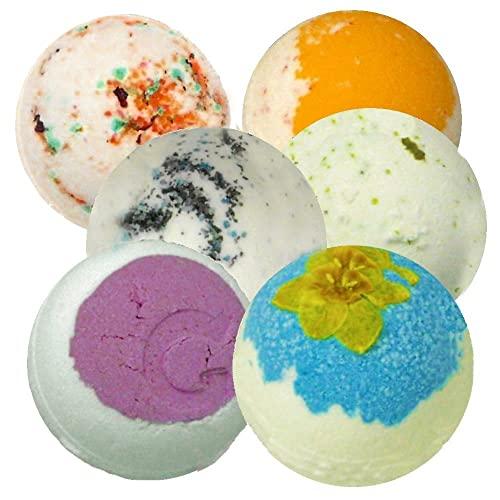 Moon's Harvest Baby Bath Bombs Pack