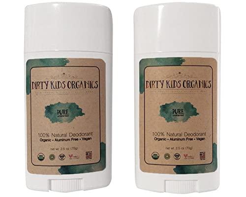 Food Grade Organic Roll On Deodorant for Kids