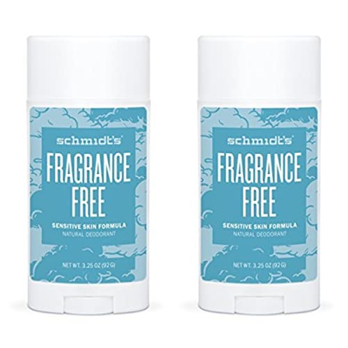 Schmidt's Sensitive Skin Fragrance-Free Deodorant