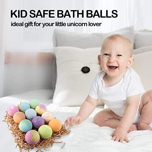 Imazing Bath Bomb 12 Pack Natural Bubble Bath Bombs