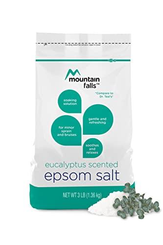 Mountain Falls Eucalyptus Scented Epsom Salt