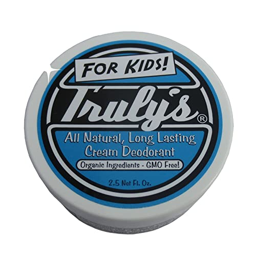 Truly's Organic Deodorant for Kids