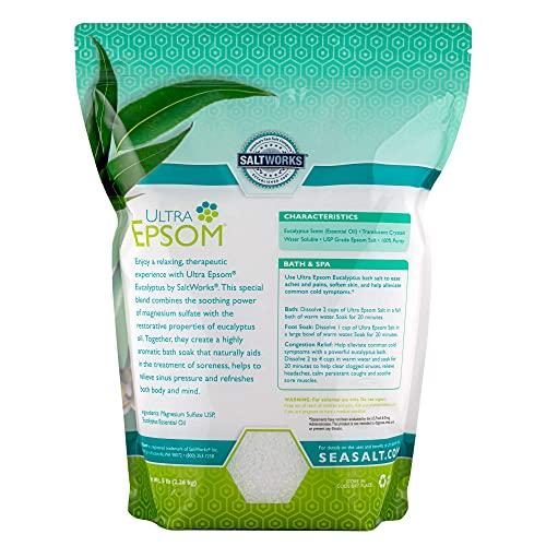 SaltWorks Ultra Scented Premium Epson Salt